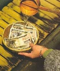 rituel-pour-attirer-l-argent-dans-l-immédiat