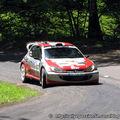 2010 : Rallye de la Luronne