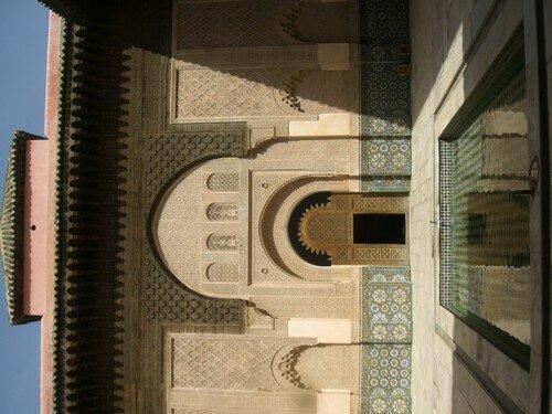 Marrakech - école coranique