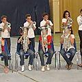 Orchestres à l'école dans les 4 vallées