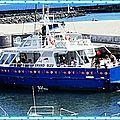 St-gilles les bains : son port et la ville de st-gilles (1/3) - 1 histoire et 1 poème - macarons pâte d'amande