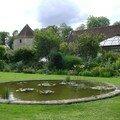 Les jardins de verderonne dans l'oise