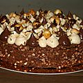 Comme un fantastik... chocolat praliné