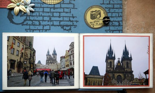 mini album PRAGUE 28