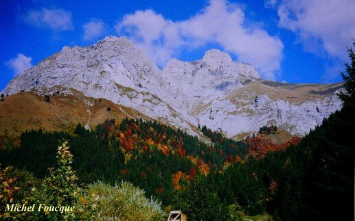 740) Rando pédestre sur la Tournette (Haute-Savoie)