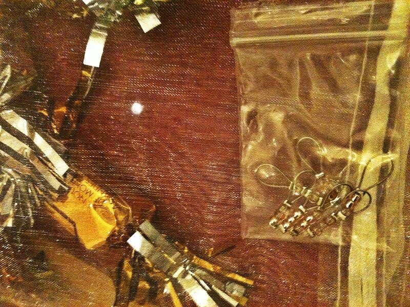 GR 13-12 swap de Noël anneaux marqueurs