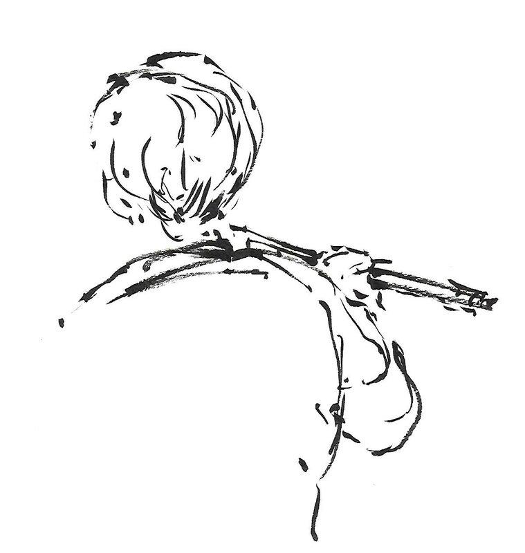 Tinou à la flûte