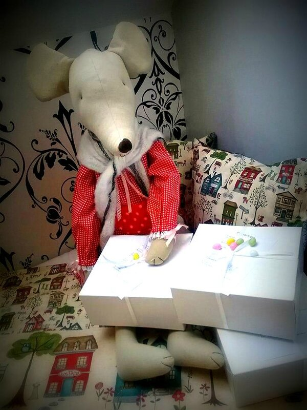 Box surprise créative
