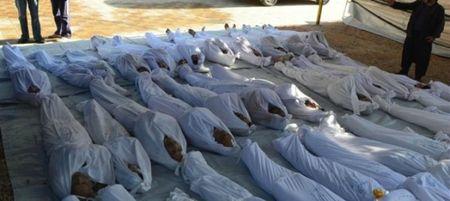 cadavres syrie