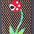 proposé par Couture : Couverture patchwork du challenge Margotte (Partie 1 : les 3 pommes) - le coffre de Scrat et Gloewen, couture, lecture, DIY, illustrations...