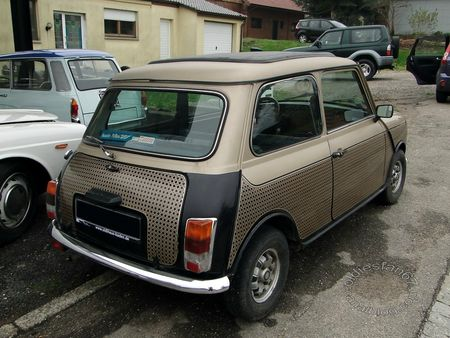 austin mini avec cannage, 4