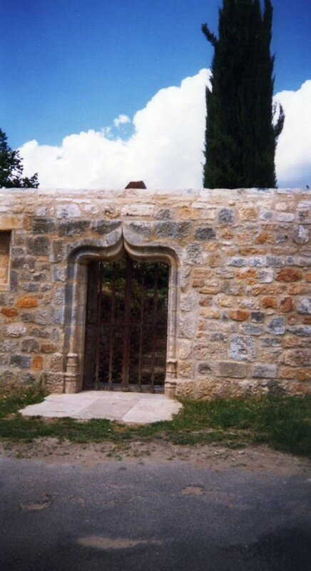 Domme - porte