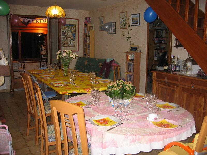 Table pour les 3 ans de morgane photo de tables d cor es ma p 39 tite cuisine moi - Ma p tite cuisine ...