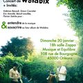 Walabix  Orlans, concert et premier CD