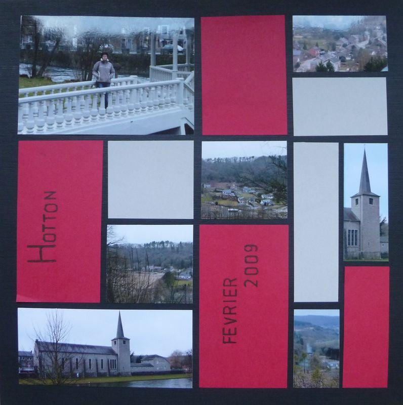 Belgique - Hotton février 2009