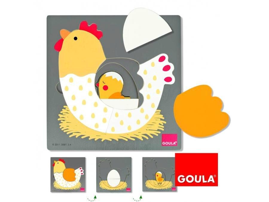 goula-53027-puzzle-7-pieces-3-niveaux-poule