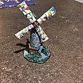 Warmaster forgeworld windmill / moulin à vent