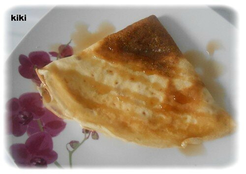 Crêpe au thermomix TM5
