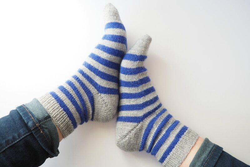7- chaussette