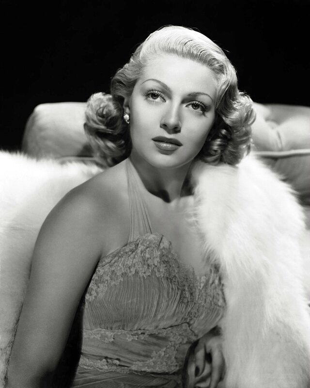 Lana Turner, créature hollywoodienne