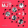 MJT + 3 - 1957 - Daddy-O Presents MJT + 3 (Argo)
