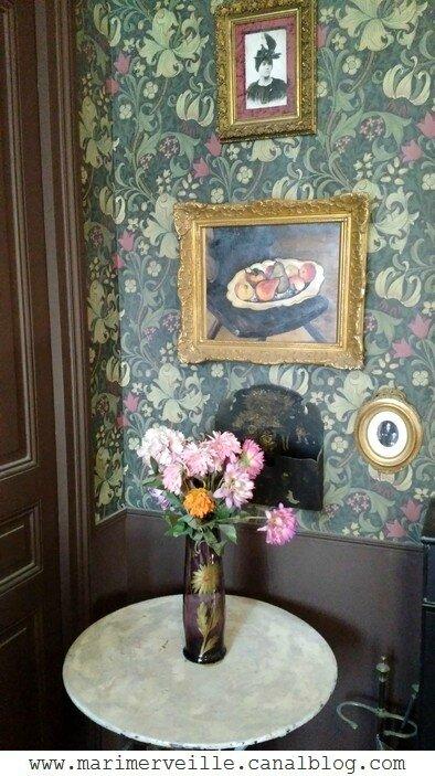 Atelier - Appartement Suzanne Valadon 7 - Montmartre- Marimerveille