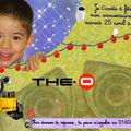 Le 4ème anniversaire de Théo