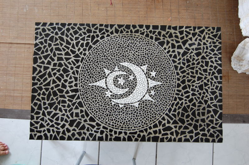 Table Basse Mosaique. table basse mosa que circa 1970 paul bert ...