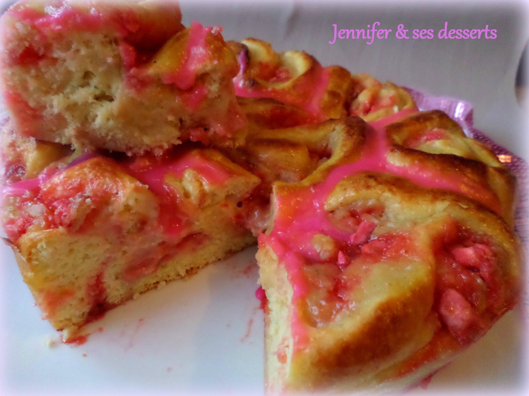 brioches moelleuses aux pralines roses