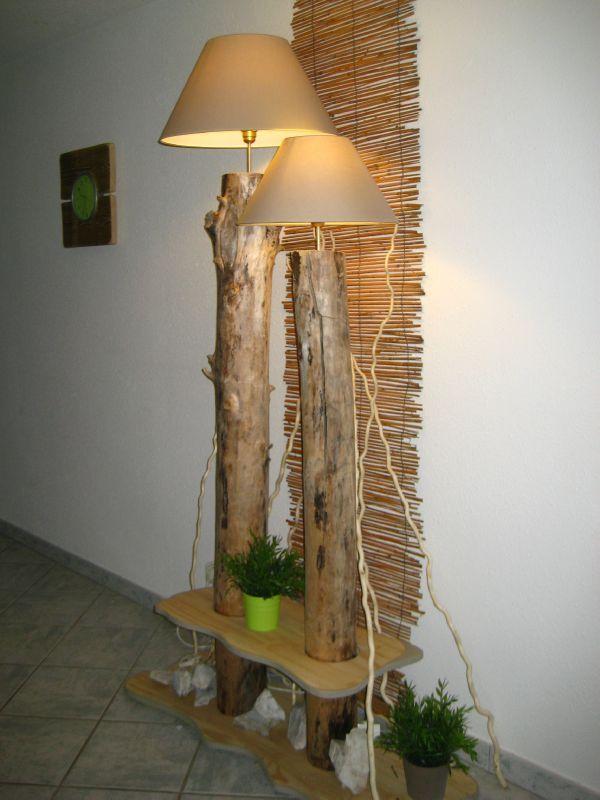 Lampe Tronc D Arbre