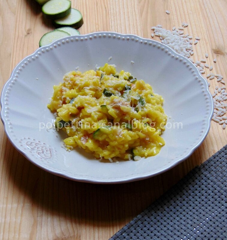 risotto-courgettes-jambon