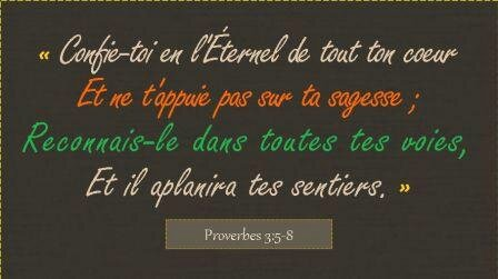 Confie-toi en l-Eternel(13)