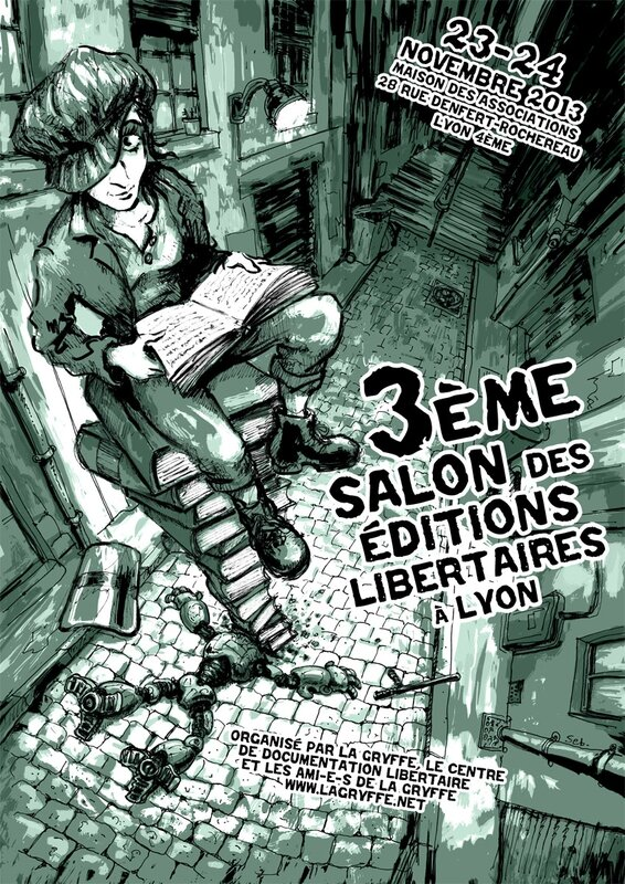 salon éditions libertaires2013