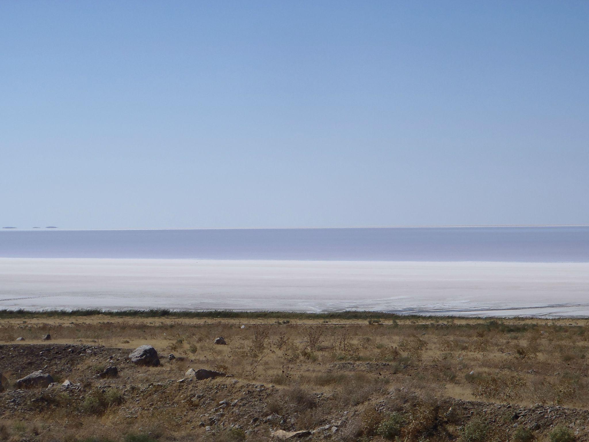 turquie : l'eau le sel la vie