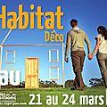 Salon habitat décoration et jardin pau 2013