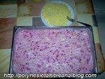 Salade russe avant de mettre oeufs durs