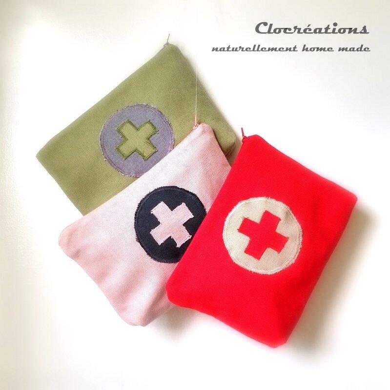 Clocréations-trousse pharmacie