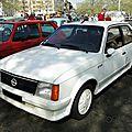 Opel kadett d gte 1983-1984