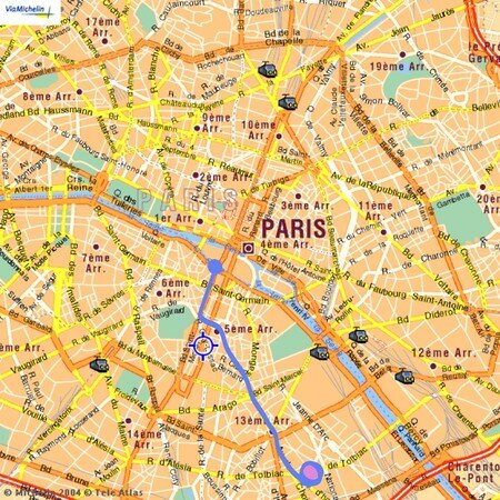 Plan_Paris
