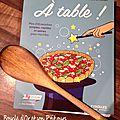 A table!!! le livre pour cuisiner pour toute la famille