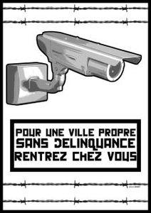 Avranches vidéosurveillance Gwenaouel Houet Guénhaël Huet député dépouté maire Manche _big brother_
