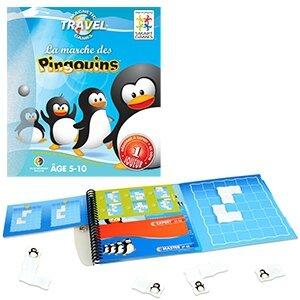 Boutique jeux de société - Pontivy - morbihan - ludis factory - marche des pingouins