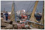 Port Joinville après la tempête