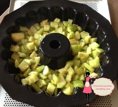 Clafoutis courgettes jambon11