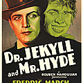 Dr jeckyll & mr hide !