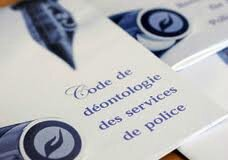 Code déontologie police
