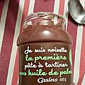 Casino tente sa chance face à nutella !