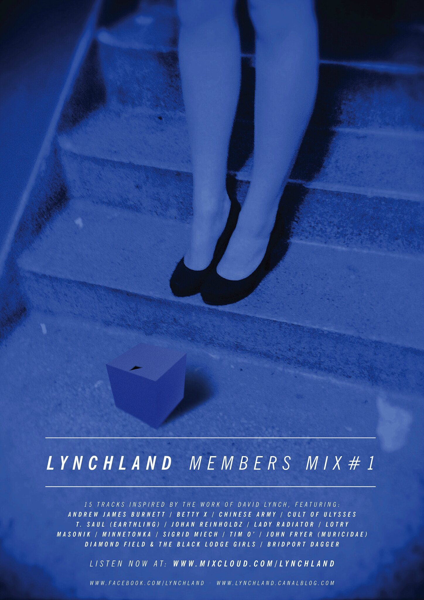 Listen to Lynchland Members Mix #1 !