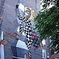 mur Bucarest