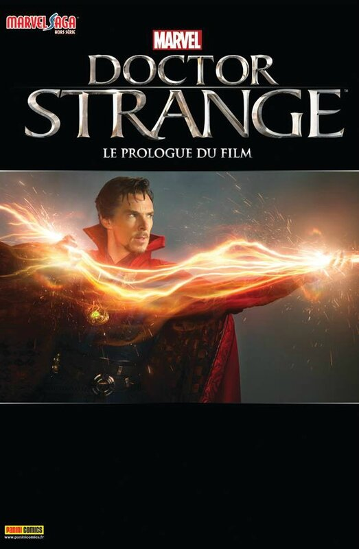 marvel saga hs V2 01 dr strange prologue au film